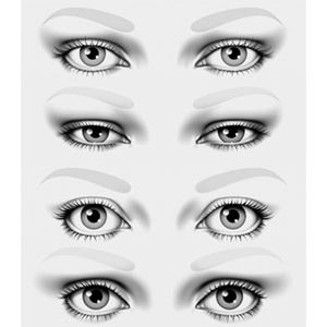 Try these makeup tips for your eye shape, whether you have a round eye shape, almond eye shape or narrow eye shape.