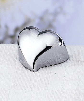 Contemporary Design Heart Place Card Holders 1213 less than $1.00