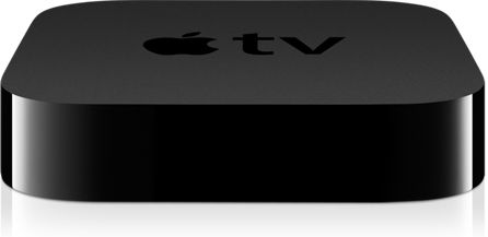 Apple-tv.  DKK 849,-