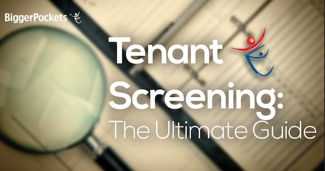This is hands down, the Ultimate Guide to Tenant screening - a vast and detailed how to for landlords and property managers.  Got a rental or manage one, this is a MUST read!  http://www.biggerpockets.com/renewsblog/2013/01/27/tenant-screening/