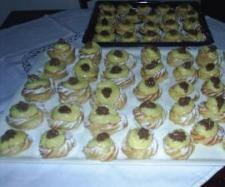 Ricetta ZEPPOLE AL FORNO - Ricetta della categoria Prodotti da forno dolci