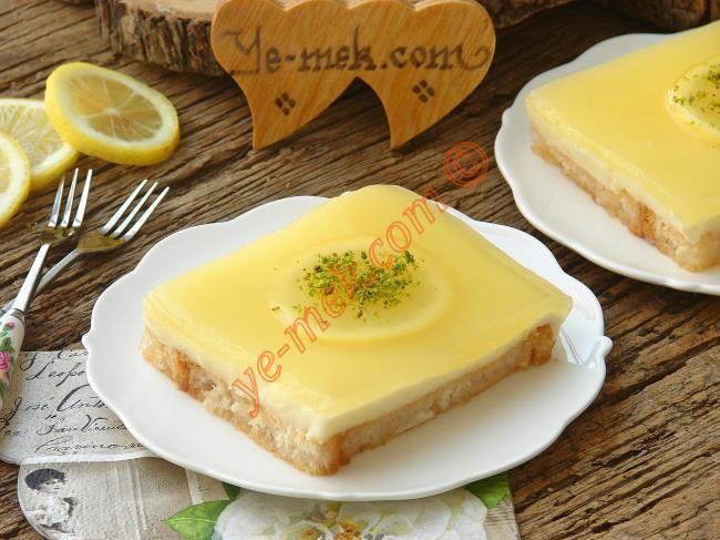 Limonlu Etimek Tatlısı Resmi