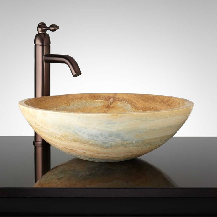 onyx bathroom sinks barbados polished blue onyx vessel sink bathroom 13852