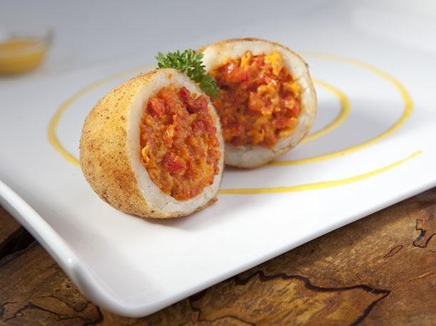 ¿Probaste la PAPA  rellena huachana? Descubre su receta aquí -PERU- El Gourmet Urbano:
