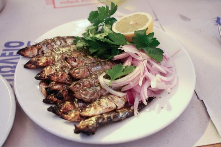 Sardelles in Αθήνα, Αττική Fish restaurant!!!