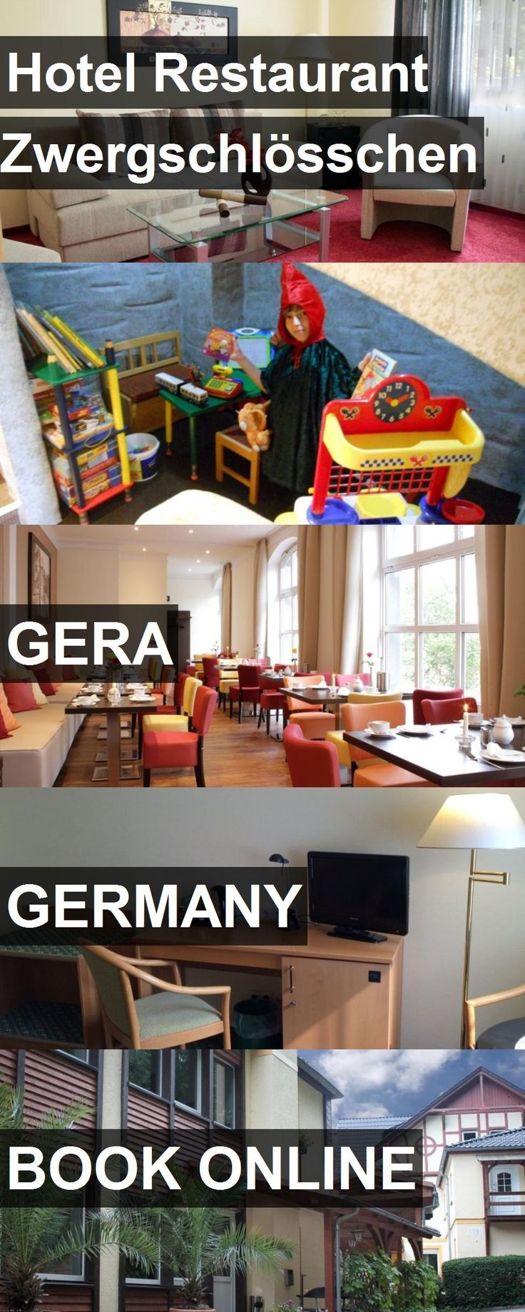 Hotel Hotel Restaurant Zwergschlösschen in Gera, Germany. For more information, photos, reviews and best prices please follow the link. #Germany #Gera #HotelRestaurantZwergschlösschen #hotel #travel #vacation