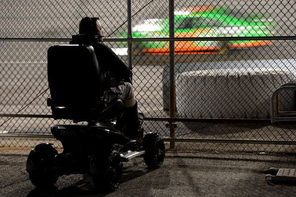 Tony Stewart - Federated Auto Parts 400 9-7-13.  COME BACK TONY!!!