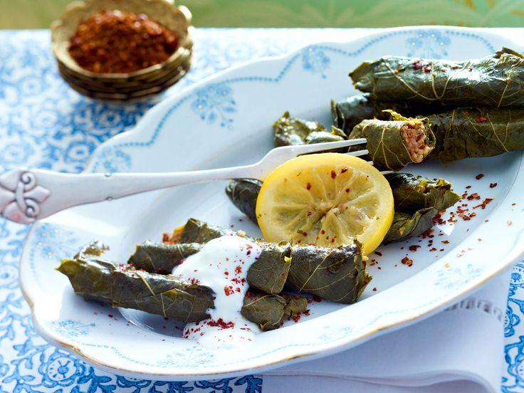 Beilagen zum Grillen - Salate, Dips und Co. - yaprak-sarmasi Rezept
