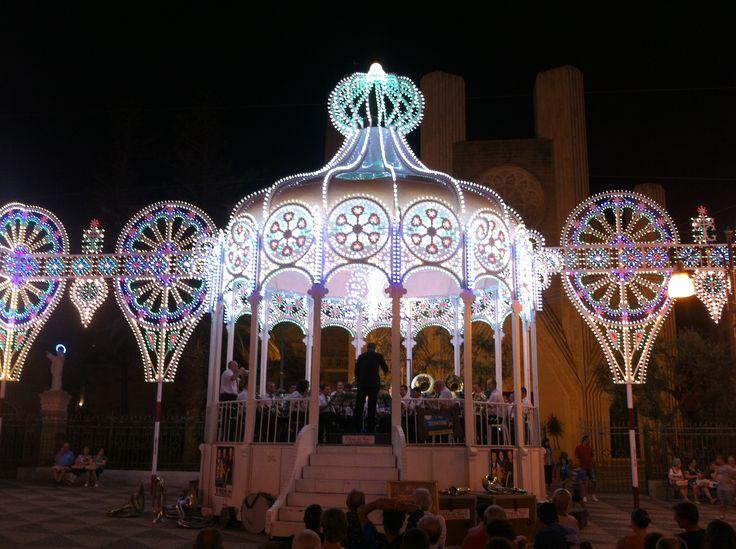 Festa di Santa Cristina Gallipoli