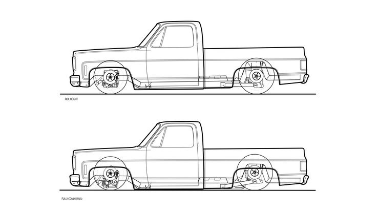 1973-87 c10 truck spec chassis