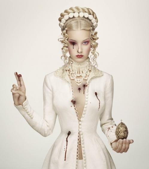 Tsarina Alexandra, from the Royal Blood series by Erwin Olaf
