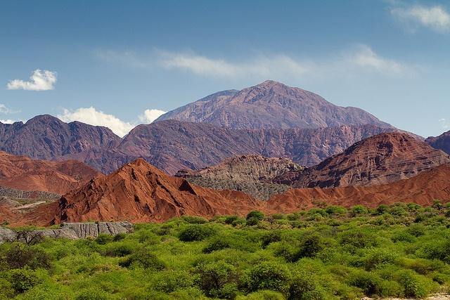 Quebrada de Cafayate -Salta - ARGENTINA