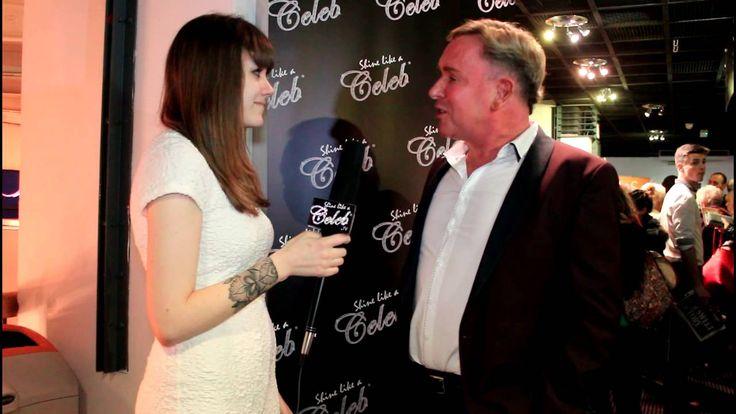 Interviewing Celebrity Hairdresser Steven Smith