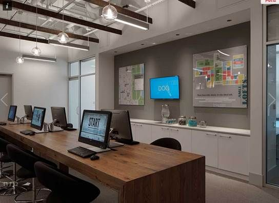 Computer Lab Office Design Pinterest Computer Lab
