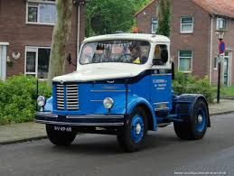 kromhout truck Holland