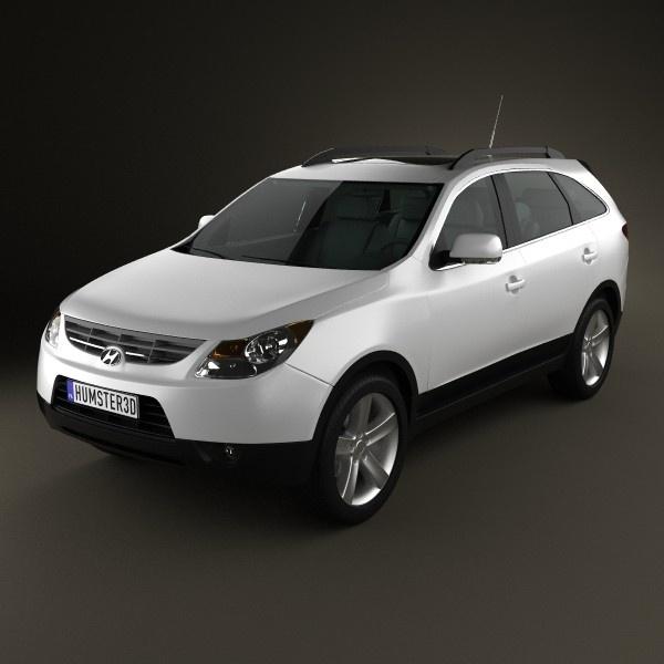 Hyundai ix55 Veracruz 2011