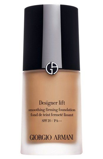 Image result for Giorgio Armani Designer lift smoothing foundation - $67