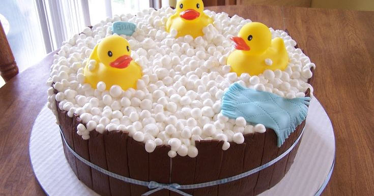 """14"""" round cake   Bubbles are buttercream icing and sides are fondant."""