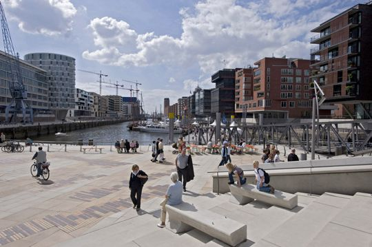 Worldchanging   Evaluation + Tools + Best Practices: HafenCity: A Case Study on Future-Adaptive Urban Development