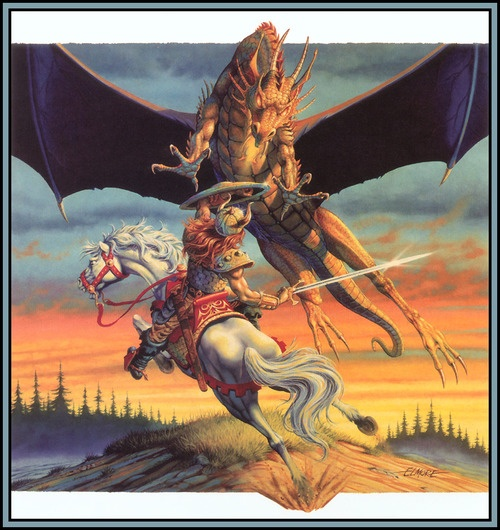 57 Best Larry Elmore Images On Pinterest