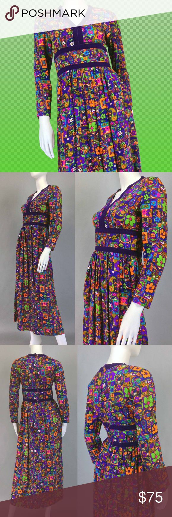 """VINTAGE DRESS 