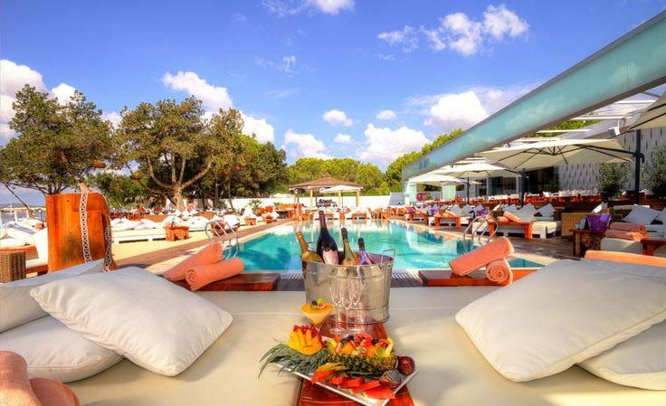 Nikki Beach Restaurant, S'Argamassa, Santa Eulalia   Ibiza Restaurant Guide