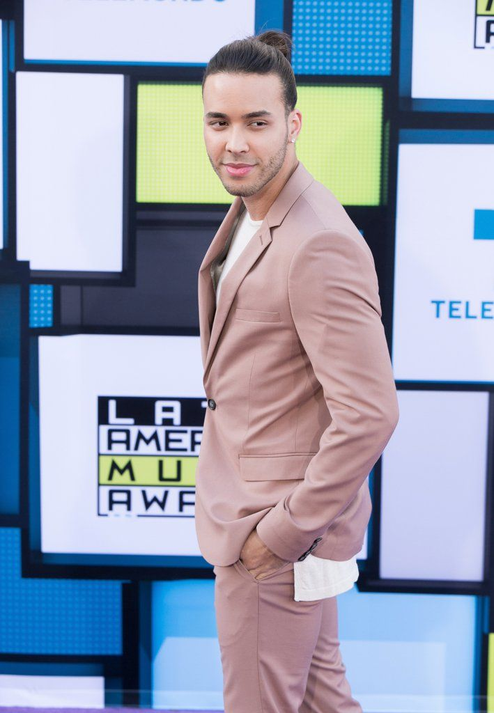 Bask in the Glory of Prince Royce's Sexiest Pictures at the Latin American Music Awards