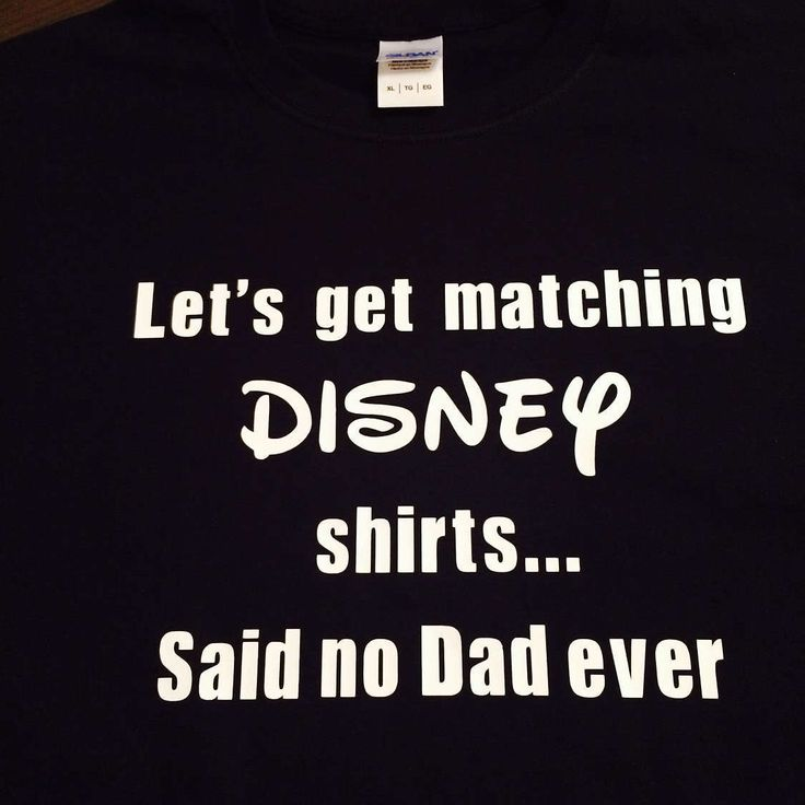 Mens Disney shirt/Let's get matching Disney shirts Said no Dad ever/matching family disney shirts by BrownEyedGirlCrafts on Etsy https://www.etsy.com/listing/508894644/mens-disney-shirtlets-get-matching
