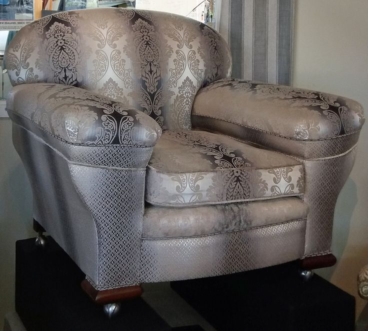 Two chairs and a 3 seater of exceptional quality, $13,600 the suite. Website for details
