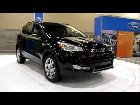Ford Escape Hybrid 2013