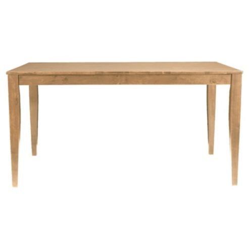 Buy Oxford Dining Table Natural From Our Tables Range