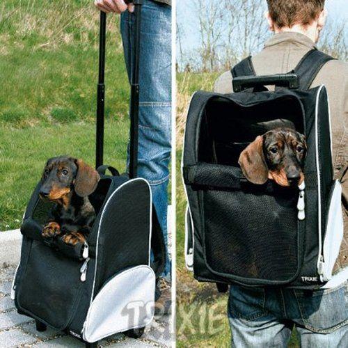 sac pour chien sac a roulette pour chien sac caddie