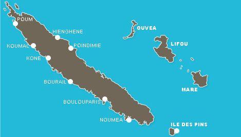 Voyage Nouvelle Caledonie - Circuit, séjour et vacances à la carte en Nouvelle Calédonie - Ultramarina