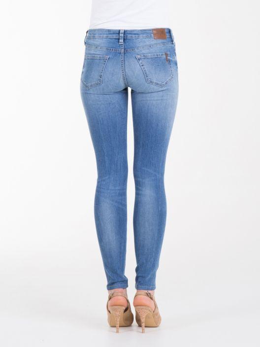 Spodnie jeansy damskie BigStar