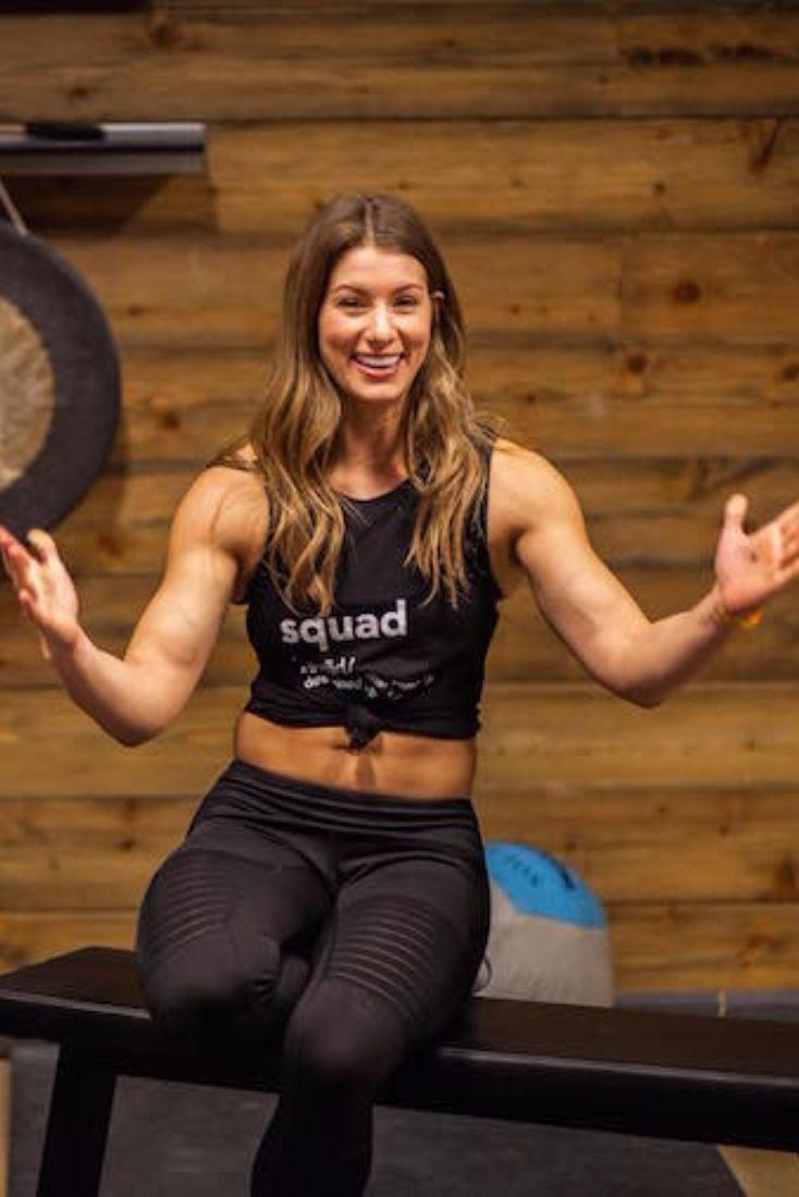 "Trainer Jen Widerstrom from ""The Biggest Loser"" talks about negative self-talk"