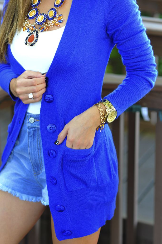 18 best cobalt/blue outfits images on Pinterest | Blue outfits ...