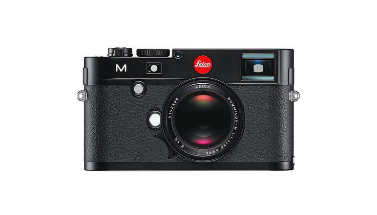 Leica M - Black Paint (Typ 240)