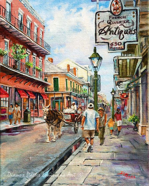 Top 25 ideas about new orleans art on pinterest french for New orleans street style
