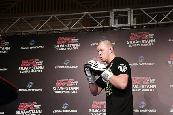 Stefan Struve to Make Octagon Return Against Matt Mitrione at UFC 175