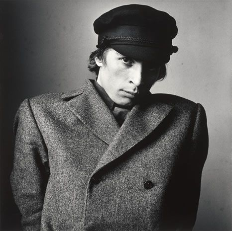 Irving Penn. 'Rudolf Nureyev, New York', 1965. National Portrait Gallery, Smithsonian Institution.