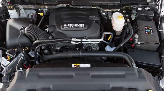 2019 Ram Power Wagon engine