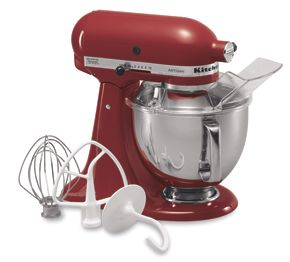 YES  PLEASE! Attachments for ice cream making, pasta press, grinder and more.... love it!