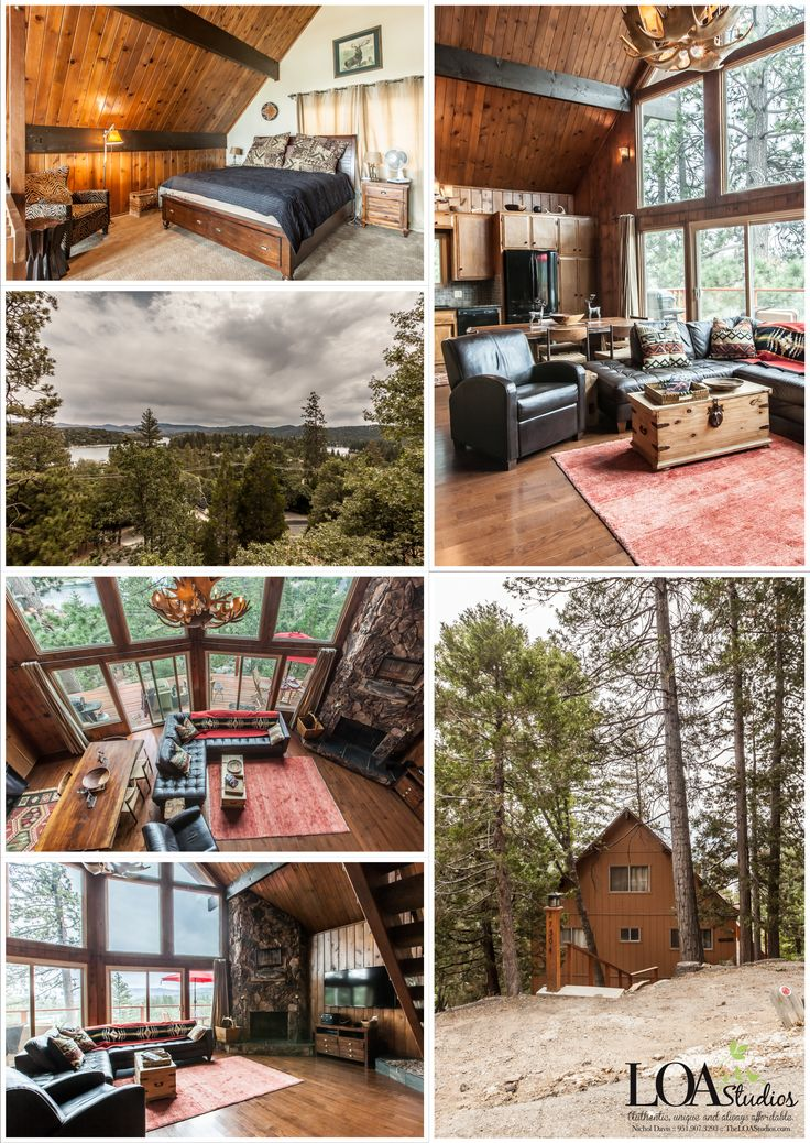 If you are looking for a gorgeous vacation rental in Lake Arrowhead with an…