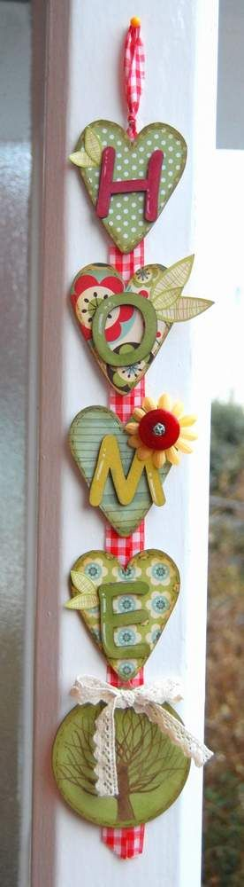 tando home heart hanging kit - Bing Images