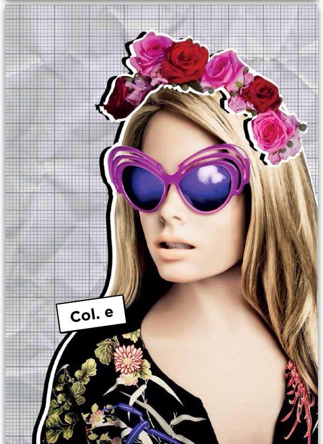 Kitty model, Andy Wolf Eyewear #kitty #love #andywolf #sexy #pornstar #monocle_es www.monocle.es