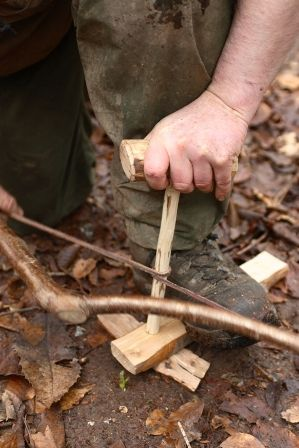 Wilderness Awakening Courses: Fire, Shelter, Hunting, Gathering, Building, Weaving and so much more!
