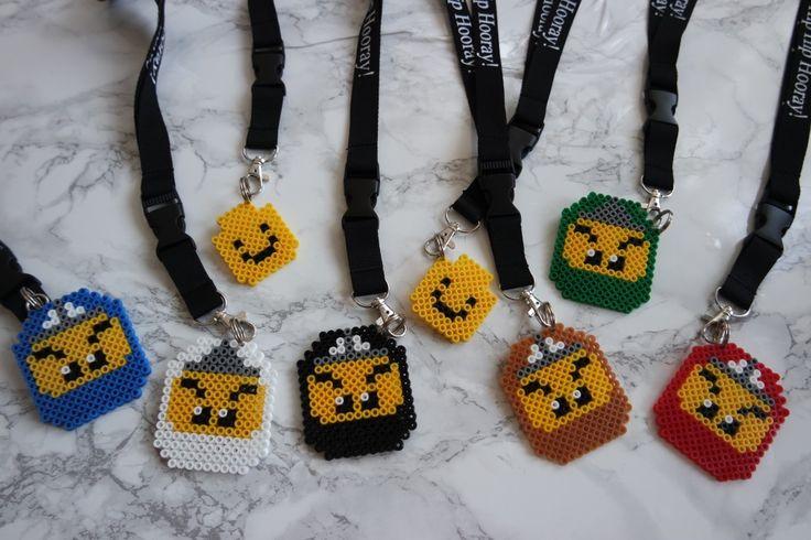 Milan wilde voor dit schooljaar een LEGO® Ninjago traktatie. Ze zijn al veel…