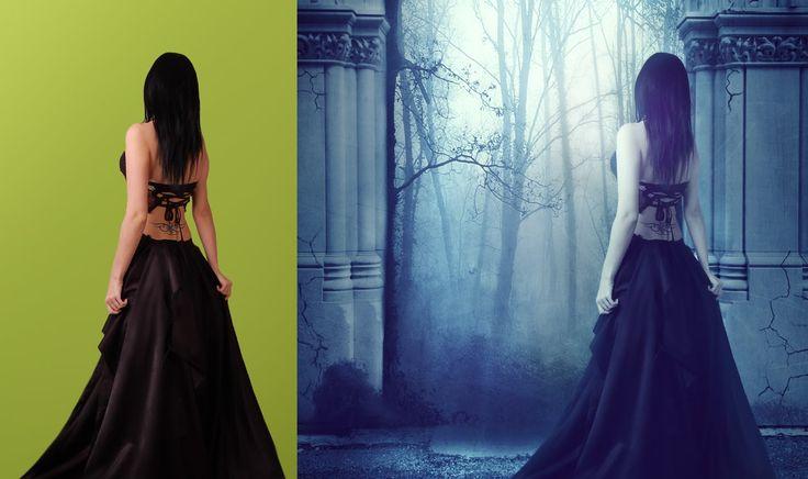 beginners fantasy manipulation tutorial photoshop | photo effects [ Epis...