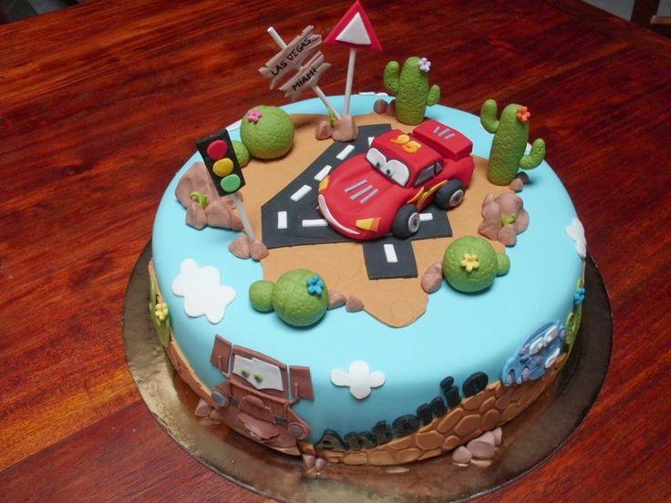 La Boutique Della Torta: Torta Cars 3