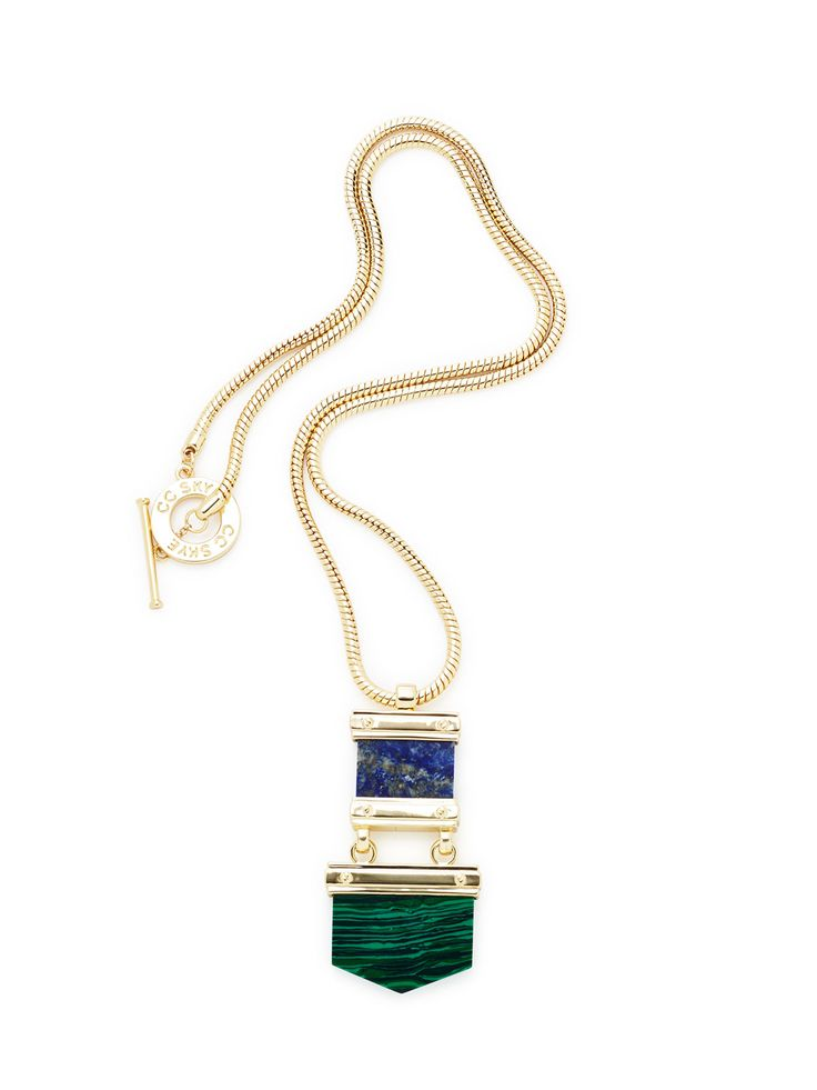 Amazon Fashion: Make a bold statement in this CC Skye necklace.